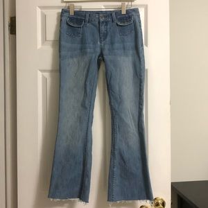 Buffalo Jeans By David Bitton Regular Rise Flare